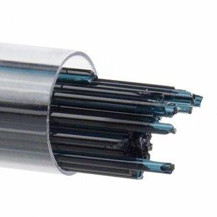 1108 - 2mm aquamarine blue
