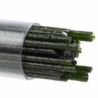 1412 - 2mm light aventurine green
