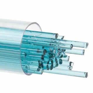 1408 - 2mm light aquamarine blue
