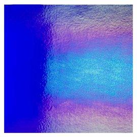 1114-051 deep royal blue, thin, irid, rbow 2 mm