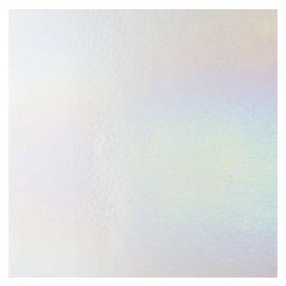 1101-031 clear, dbl-rol, irid, rbow 3 mm