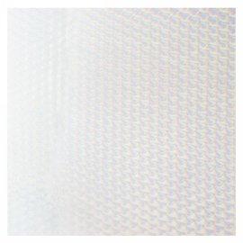 1101-032 clear, dbl-rol, irid, patterned 3 mm