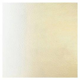 1101-038 clear, dbl-rol, irid, gold 3 mm