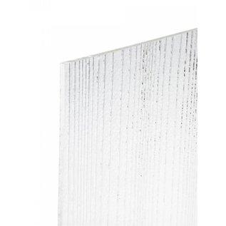 1101-045 clear, accordion 3 mm
