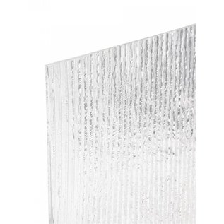 1101-047 clear, prismatic 3 mm
