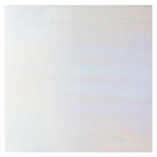 1101-056 clear, thin, accordion, irid, rbow 2 mm