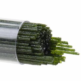 1412 - 1mm light aventurine green