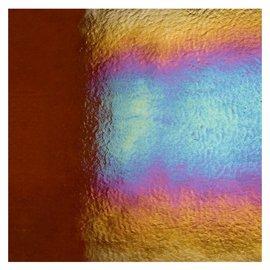 1119-031 sienna, dbl-rol, irid, rbow 3 mm