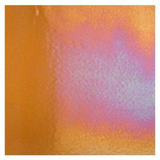 1205-031 light coral striker, dbl-rol, irid, rbow 3 mm