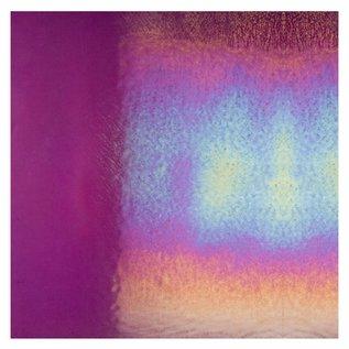 1234-031 violet striker, dbl-rol, irid, rbow 3 mm