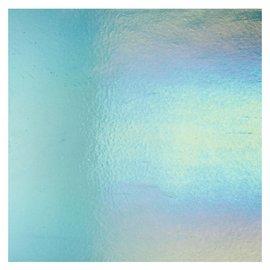 1444-031 sea blue, dbl-rol, irid, rbow 3 mm
