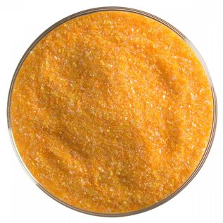 0025 frit tangerine orange fine110 gram