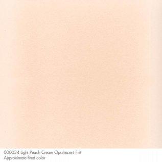 0034 frit light peach cream medium 454 gram