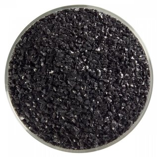 0100 frit black medium 454 gram
