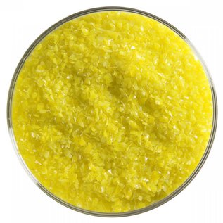 0120 frit canary yellow medium 110 gram