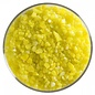 0120 frit canary yellow coarse 110 gram