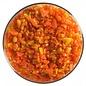 0125 frit orange coarse 110 gram