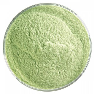 0126 frit spring green powder 454 gram