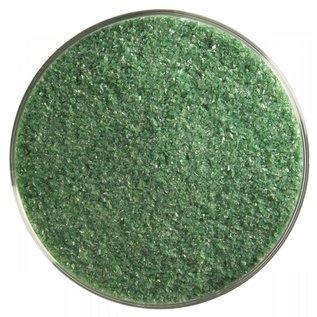0141 frit dark forest green fine 110 gram