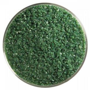 0141 frit dark forest green medium 110 gram