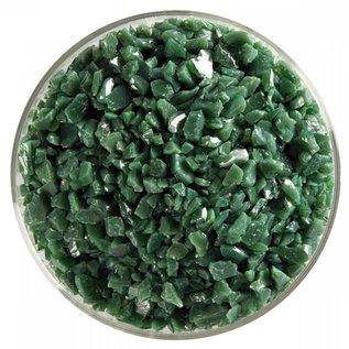 0141 frit dark forest green coarse 110 gram