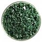 0141 frit dark forest green coarse 454 gram