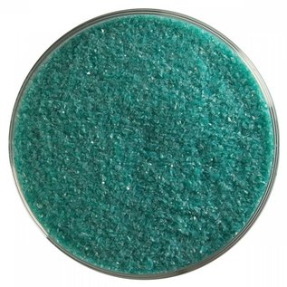 0144 frit teal green fine 110 gram