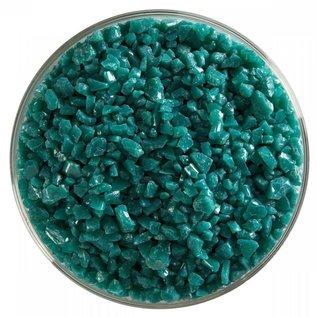 0144 frit teal green coarse 110 gram