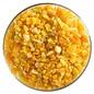 0321 frit pumpkin orange coarse 110 gram