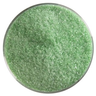 1107 frit light green fine 110 gram