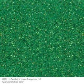 1112 frit aventurine green powder 110 gram
