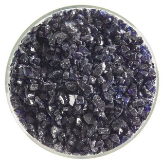 1118 frit midnight blue coarse 110 gram