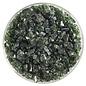 1141 frit olive green coarse 454 gram