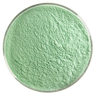 1145 frit kelly green powder 454 gram
