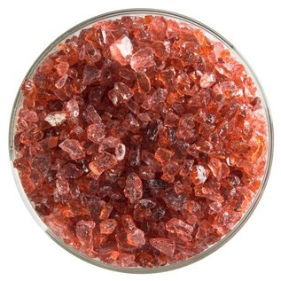 1305 frit sunset coral coarse 454 gram