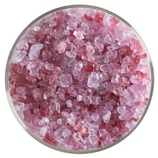1311 frit cranberry pink coarse 454 gram