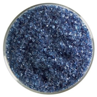 1406 frit steel blue medium 110 gram