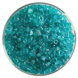 1408 frit light aquamarine blue coarse 110 gram