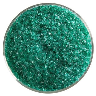 1417 frit emerald green medium 110 gram