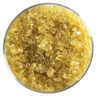 1437 frit light amber coarse 110 gram