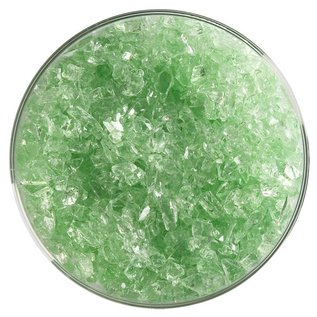 1807 frit grass green coarse 454 gram