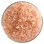 1834 frit coral orange tint coarse 454 gram