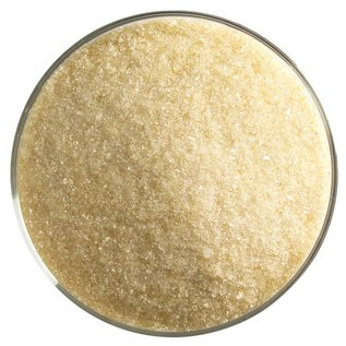 1838 frit dark amber tint fine 454 gram