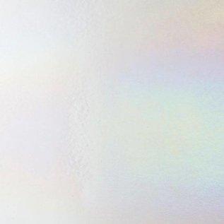 0113-051 white, thin, irid, rbow 2 mm