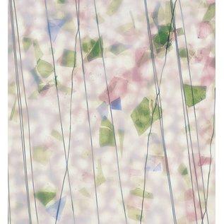 4010-000 spring: blue, green, aqua & pink 3 mm