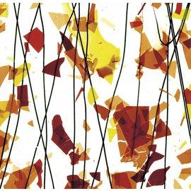 4111-000 autumn: orange, yellow & red 3 mm