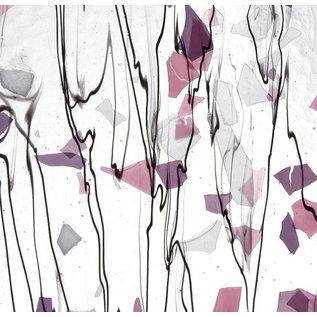 4122-000 light pink, plum & white 3 mm