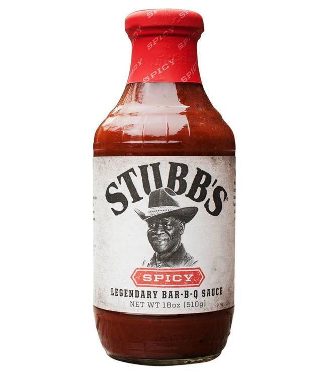 Stubbs Spicy Bar-B-Q Sauce