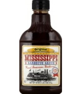 Mississippi Barbecue Saus Original