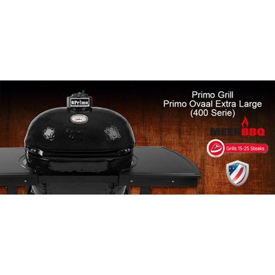 PrimoGrill Oval XL 400 Model 2021